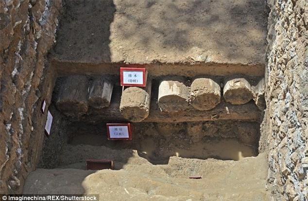 Phát hiện cung điện 590 năm tuổi trong Tử Cấm Thành - Ảnh 2.