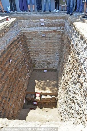 Phát hiện cung điện 590 năm tuổi trong Tử Cấm Thành - Ảnh 4.