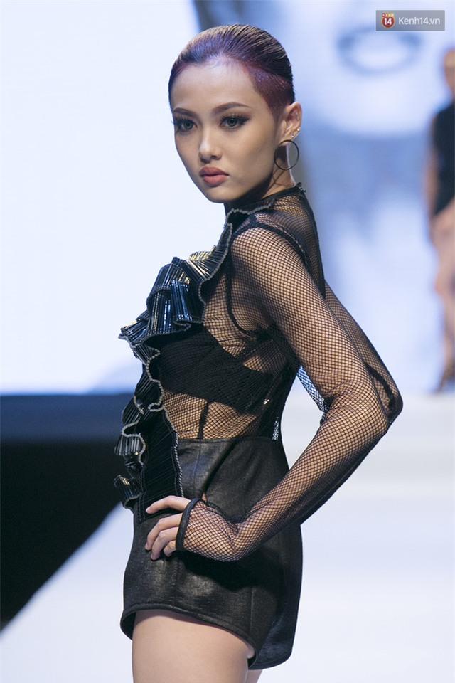 Đây là cô gái chỉ cao 1m55 nhưng vẫn lọt vào nhà chung Vietnams Next Top Model! - Ảnh 5.