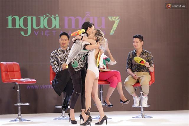 Đây là cô gái chỉ cao 1m55 nhưng vẫn lọt vào nhà chung Vietnams Next Top Model! - Ảnh 8.