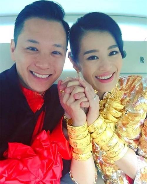 Chuyện tình yêu showbiz Hoa ngữ: Tình cũ của người này trở thành nửa kia của kẻ khác - Ảnh 5.