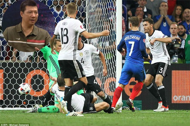 """nhin lai ban ket euro 2016: """"bo bi hiem, phap gap may""""! hinh anh 1"""