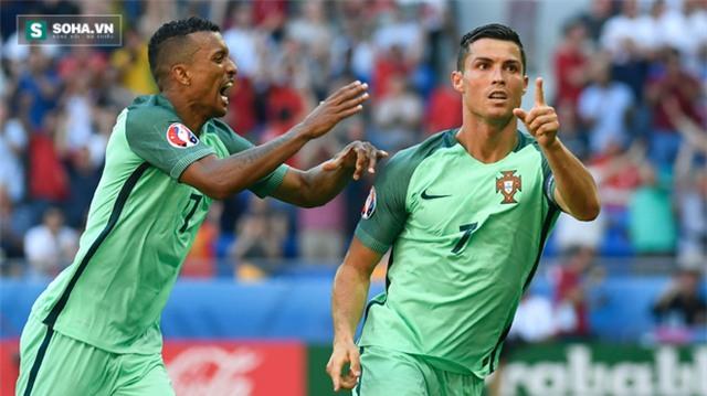 Đừng gọi Ronaldo là huyền thoại... - Ảnh 1.