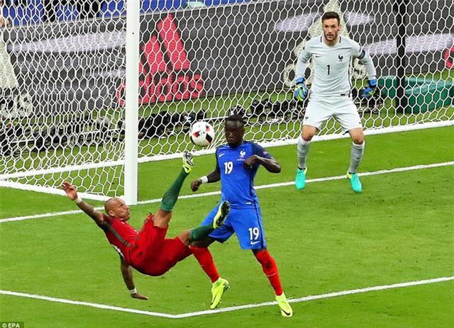 Bồ Đào Nha 1-0 Pháp: Có một Bồ Đào Nha vĩ đại như thế - Ảnh 11.