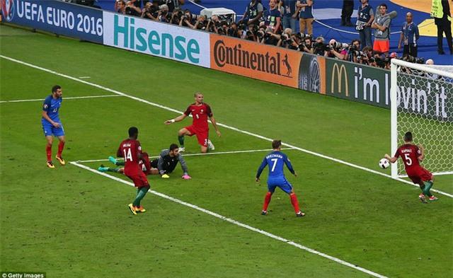 Bồ Đào Nha 1-0 Pháp: Có một Bồ Đào Nha vĩ đại như thế - Ảnh 12.