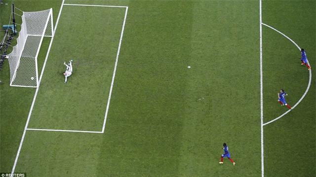 Bồ Đào Nha 1-0 Pháp: Có một Bồ Đào Nha vĩ đại như thế - Ảnh 13.