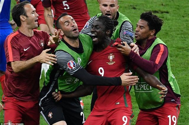 Bồ Đào Nha 1-0 Pháp: Có một Bồ Đào Nha vĩ đại như thế - Ảnh 14.