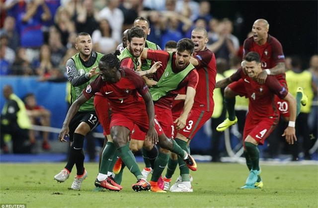 Bồ Đào Nha 1-0 Pháp: Có một Bồ Đào Nha vĩ đại như thế - Ảnh 15.