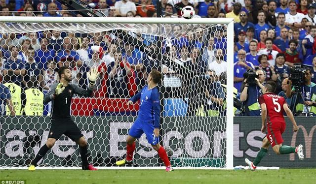 Bồ Đào Nha 1-0 Pháp: Có một Bồ Đào Nha vĩ đại như thế - Ảnh 18.