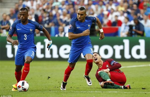 Bồ Đào Nha 1-0 Pháp: Có một Bồ Đào Nha vĩ đại như thế - Ảnh 4.