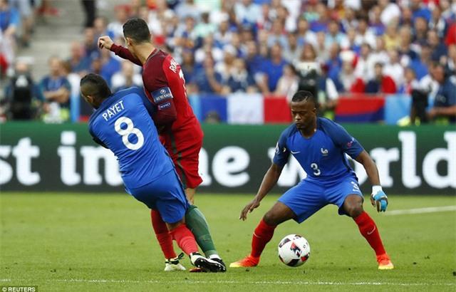 Bồ Đào Nha 1-0 Pháp: Có một Bồ Đào Nha vĩ đại như thế - Ảnh 5.