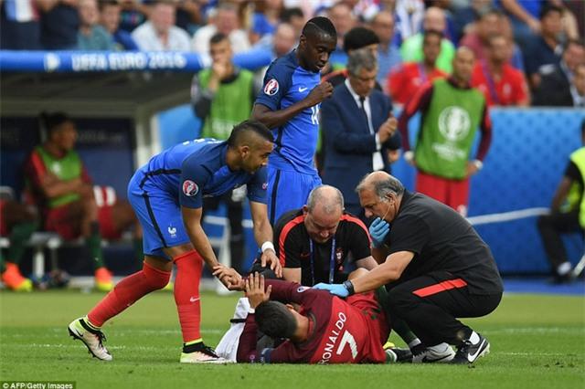 Bồ Đào Nha 1-0 Pháp: Có một Bồ Đào Nha vĩ đại như thế - Ảnh 8.