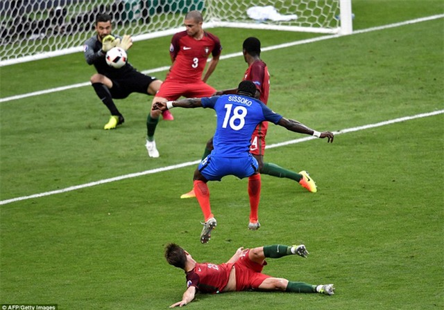 Bồ Đào Nha 1-0 Pháp: Có một Bồ Đào Nha vĩ đại như thế - Ảnh 10.