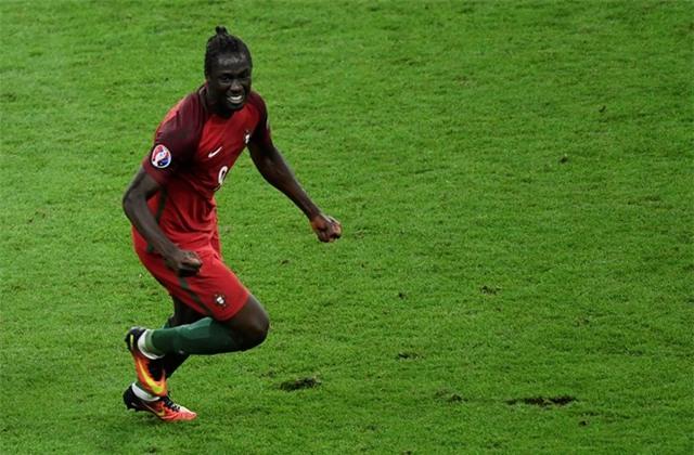 Ronaldo da biet truoc Eder se ghi ban hinh anh 1