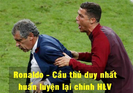 Ảnh chế Euro: Messi khóc nức nở nhìn Ronaldo đoạt cúp - 5