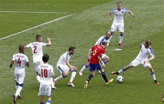 euro 2016 la giai dau day ray noi so hai hinh anh 5
