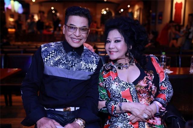 tin đồn MC Thanh Bạch và bà chủ trung tâm Thúy Nga làm đám cưới đã rộ lên từ đầu năm nay