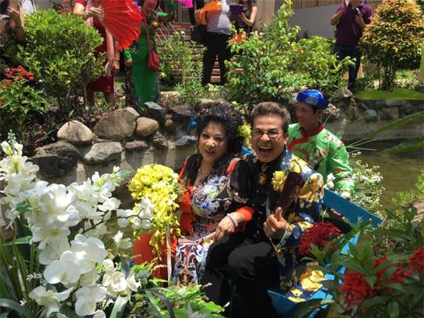 đám cưới thanh bạch 2