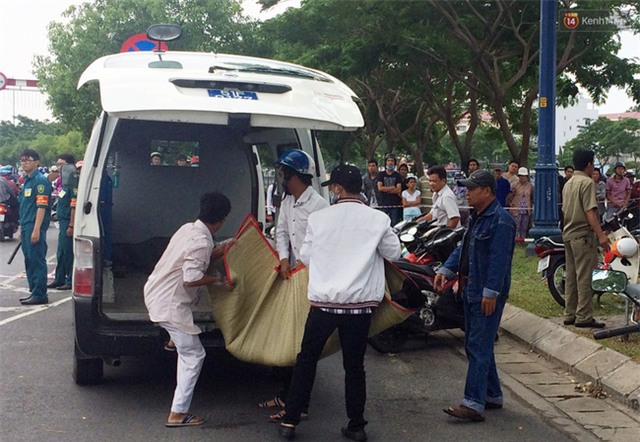 Với tay cứu cháu bị trượt chân, 2 ông cháu chết đuối thương tâm ở Sài Gòn - Ảnh 1.