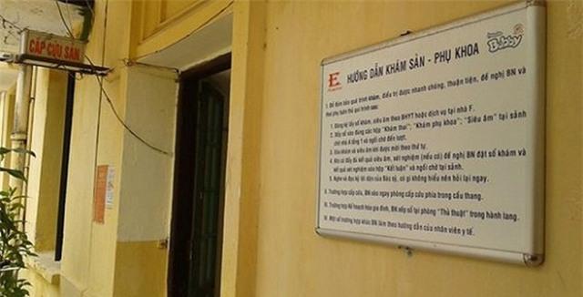 Công an điều tra nghi án mua bán trẻ sơ sinh tại Bệnh viện E