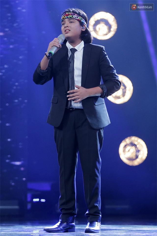 Hồ Văn Cường lật ngược tình thế, xuất sắc chiến thắng Vietnam Idol Kids - Ảnh 28.