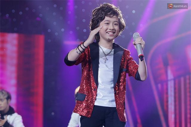 Hồ Văn Cường lật ngược tình thế, xuất sắc chiến thắng Vietnam Idol Kids - Ảnh 32.
