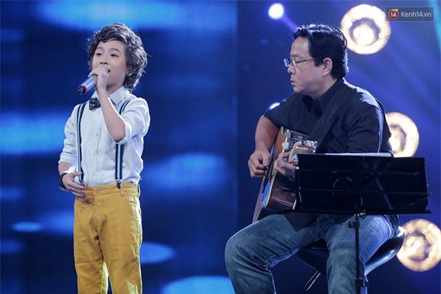 Hồ Văn Cường lật ngược tình thế, xuất sắc chiến thắng Vietnam Idol Kids - Ảnh 34.