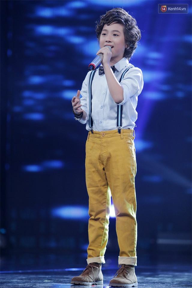 Hồ Văn Cường lật ngược tình thế, xuất sắc chiến thắng Vietnam Idol Kids - Ảnh 35.