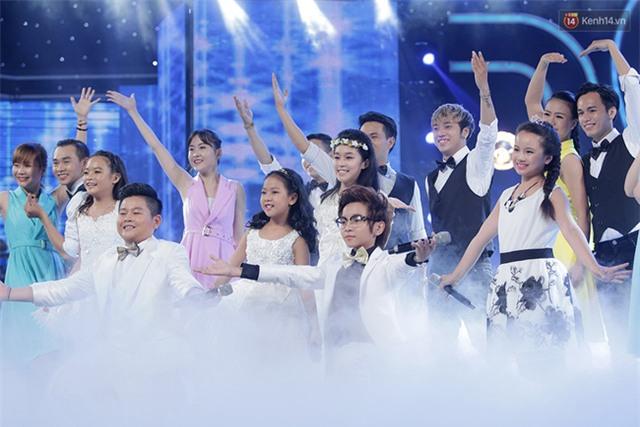 Hồ Văn Cường lật ngược tình thế, xuất sắc chiến thắng Vietnam Idol Kids - Ảnh 38.