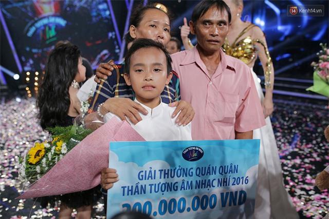 Hồ Văn Cường lật ngược tình thế, xuất sắc chiến thắng Vietnam Idol Kids - Ảnh 8.