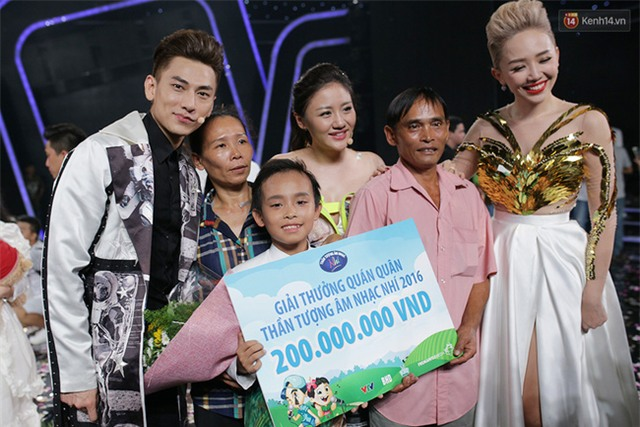 Hồ Văn Cường lật ngược tình thế, xuất sắc chiến thắng Vietnam Idol Kids - Ảnh 9.