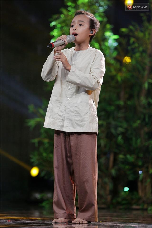 Hồ Văn Cường lật ngược tình thế, xuất sắc chiến thắng Vietnam Idol Kids - Ảnh 11.