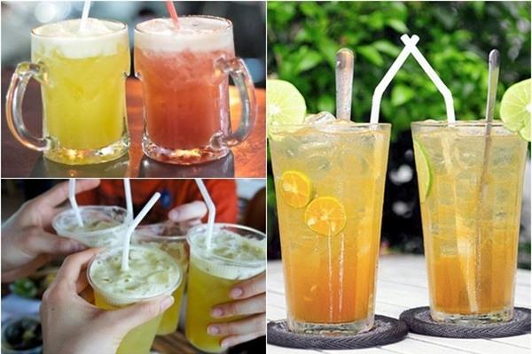 Các loại thức uống ngon lạ hè này phải thử