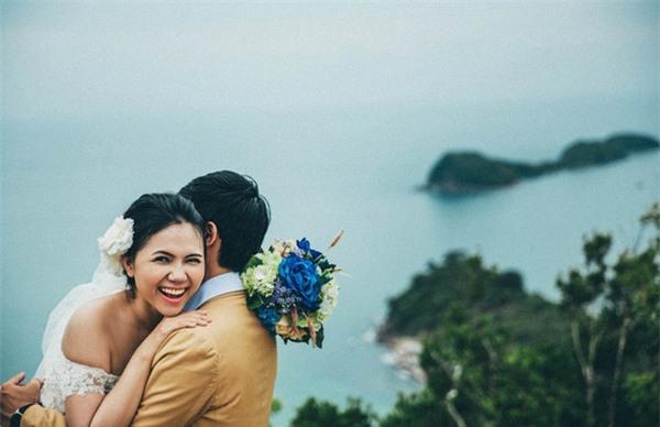 ảnh cưới Nam Du