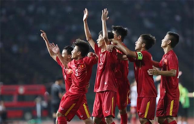 Dẫn 3-1 đến tận phút 82, U16 Việt Nam vẫn đánh rơi chức vô địch - Ảnh 2.
