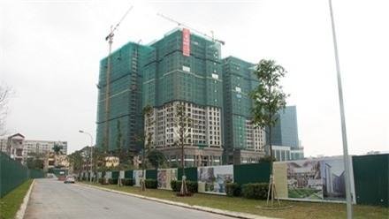 Hà Nội, bất động sản hà nội, thế chấp ngân hàng, dự án bất động sản