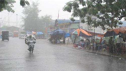 Dự báo thời tiết, dự báo thời tiết hôm nay, thời tiết, Mưa dông, lốc xoáy
