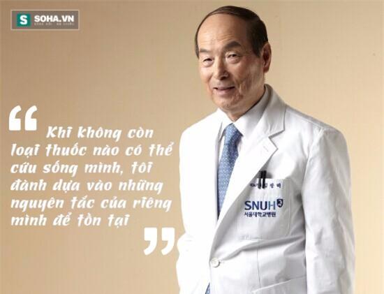 Bị ung thư gan giai đoạn cuối, vị GS sống khỏe nhờ bí quyết 3 chữ - Ảnh 1.