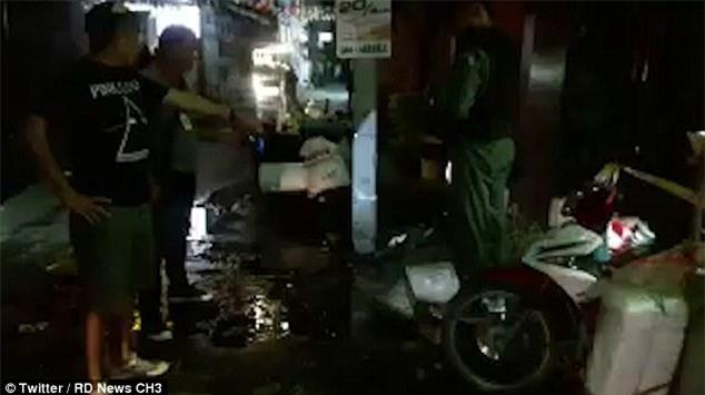 Thái Lan: Nổ bom gần quán bar trong khu du lịch, ít nhất 1 người thiệt mạng và 20 người bị thương - Ảnh 4.