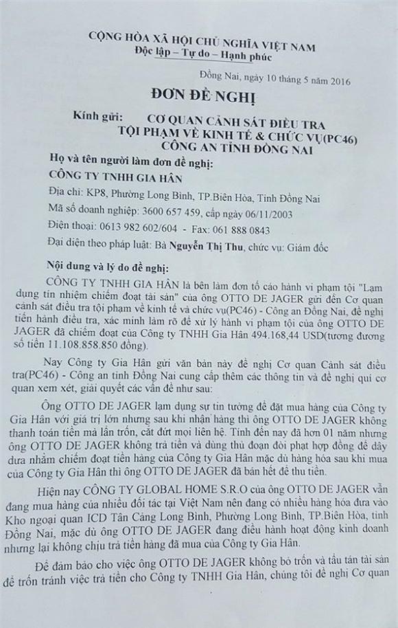 Đòi nợ bằng facebook: Vợ chồng Thu Minh bị tố theo chính cách họ từng làm với C.T Group - Ảnh 3.
