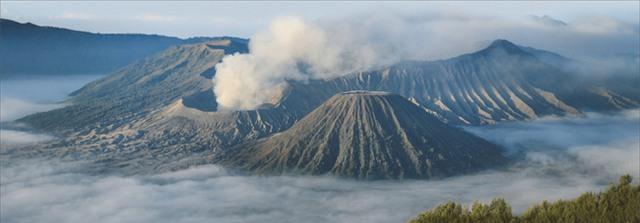 Ở ngay gần Việt Nam thôi, bạn có thể trải nghiệm cảm giác săn mây trên đỉnh núi lửa! - Ảnh 23.