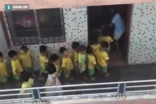 Trẻ mầm non: Cô giáo nói chân cô sạch và bảo con liếm - Ảnh 2.