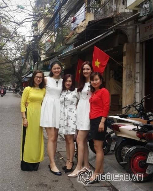 Hoa hậu Á hậu Việt 2016 5