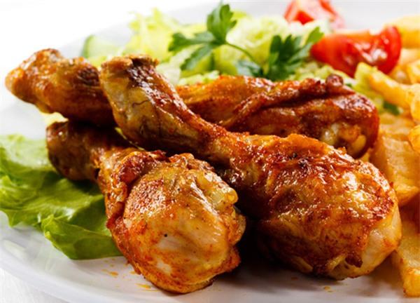 Cách làm gà rán ngon 1