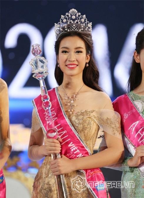 Hình ảnh các Hoa hậu lúc đăng quang được cho là kém xinh hơn cả Mỹ Linh 15