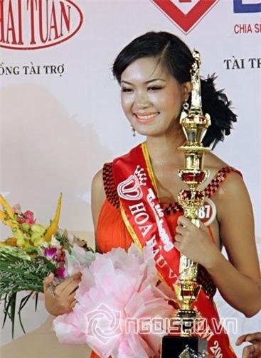 Hình ảnh các Hoa hậu lúc đăng quang được cho là kém xinh hơn cả Mỹ Linh 13