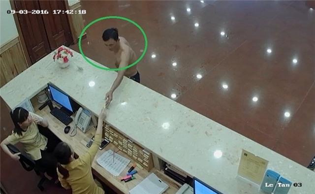 trộm, mất trộm ở khách sạn