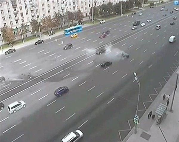Nga, Putin, tài xế, tai nạn, đâm xe, tử vong, thiệt mạng, kinh hoàng