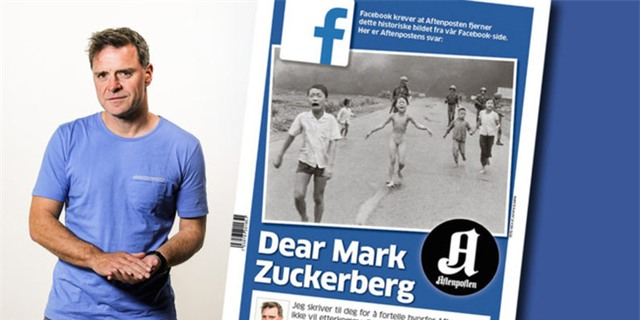 Facebook ngừng chặn bức ảnh Em bé Napalm, xác nhận đó là tài liệu lịch sử giá trị - Ảnh 1.