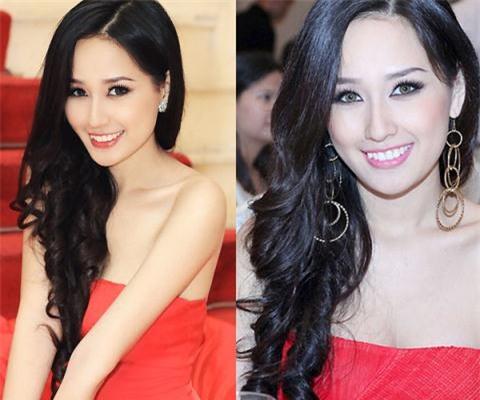 Mai Phuong Thuy na na Phi Thanh Van: Hoa hau xuong ngoi